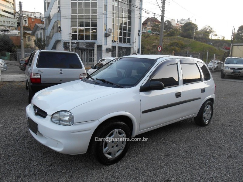 corsa 1.6 mpfi wind 8v gasolina 4p manual 2002 caxias do sul