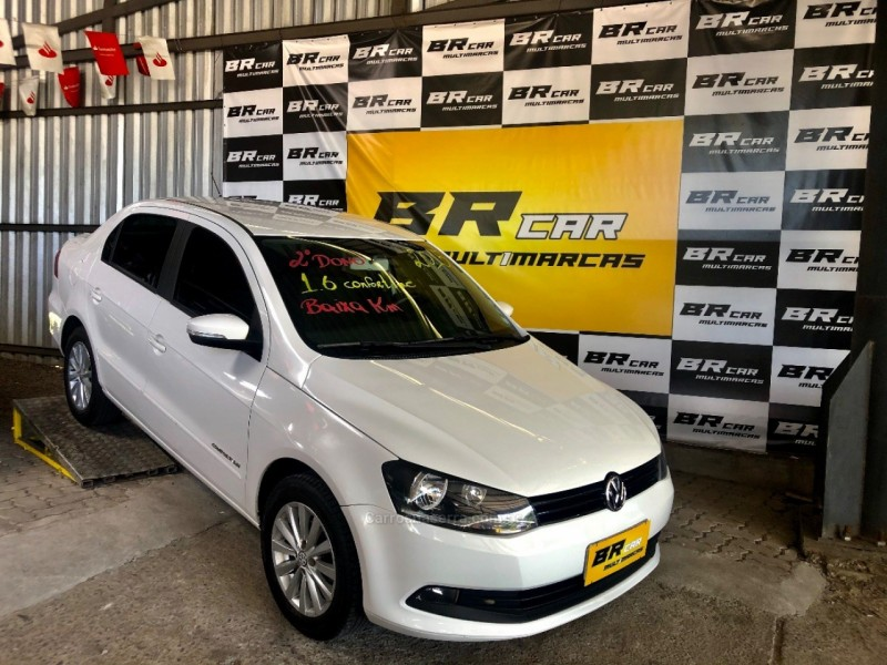 voyage 1.6 mi comfortline 8v flex 4p manual 2015 caxias do sul
