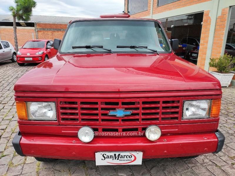 d20 4.0 custom de luxe cd 8v diesel 4p manual 1991 sao marcos