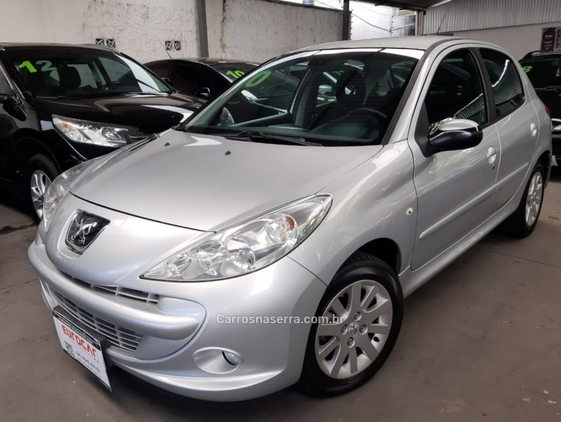 207 1.6 xs 16v flex 4p manual 2010 caxias do sul