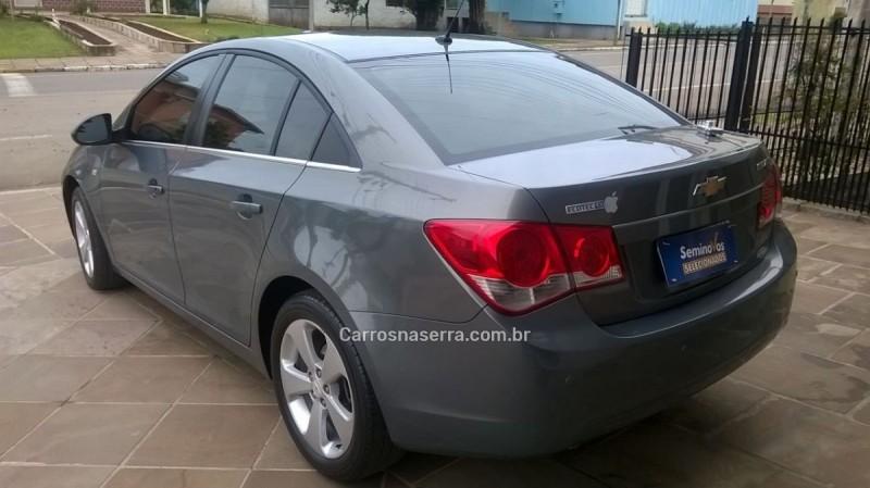 CRUZE 1.8 LT 16V FLEX 4P AUTOMÁTICO - 2012 - VISTA ALEGRE DO PRATA
