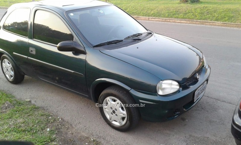 corsa 1.0 mpf wind 8v gasolina 2p manual 2001 caxias do sul