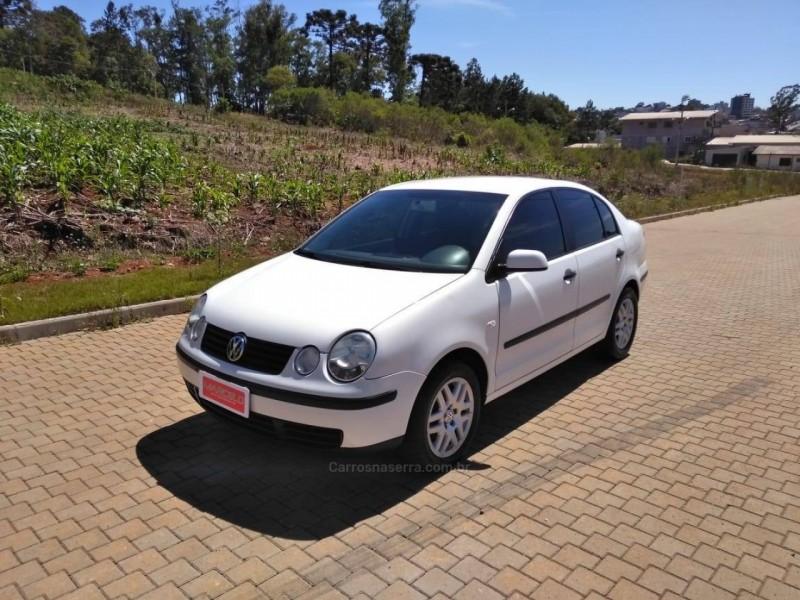 polo 1.6 mi 8v gasolina 4p manual 2004 guapore