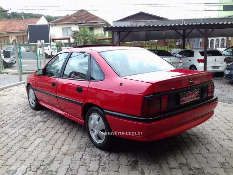 vectra 2.0 sfi gsi 16v gasolina 4p manual 1995 caxias do sul