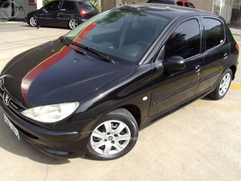 206 1.4 presence 8v gasolina 4p manual 2006 caxias do sul