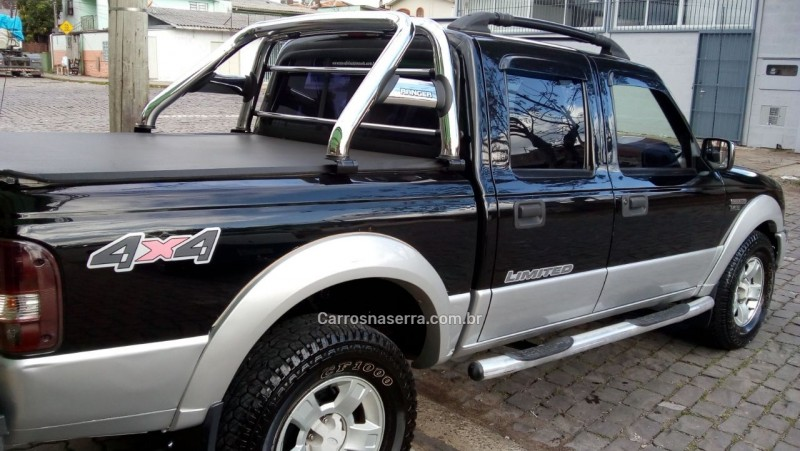 ranger 3.0 limited 16v 4x4 cd diesel 4p manual 2005 caxias do sul