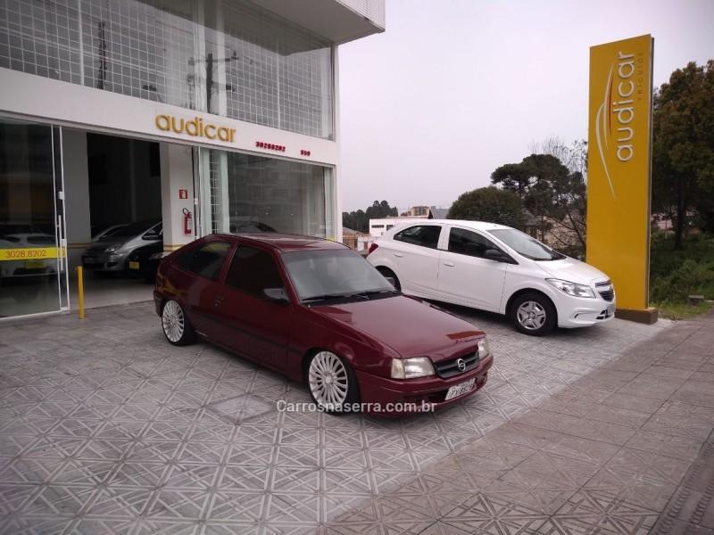 kadett 2.0 efi gl 8v gasolina 2p manual 1997 caxias do sul