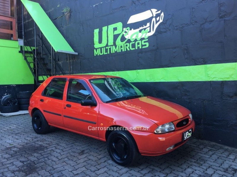 fiesta 1.0 mpi 8v gasolina 2p manual 1996 caxias do sul