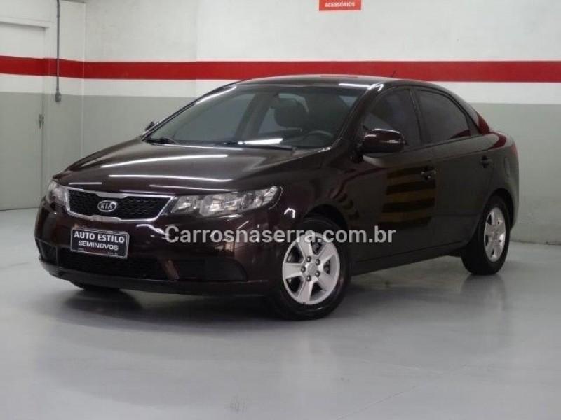 cerato 1.6 e.221 sedan 16v gasolina 4p manual 2012 caxias do sul