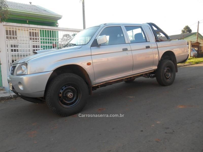 l200 2.5 gl 4x4 cd 8v turbo diesel 4p manual 2009 passo fundo
