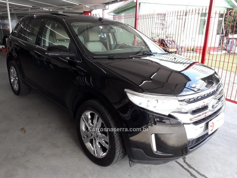edge 3.5 limited fwd v6 24v gasolina 4p automatico 2012 caxias do sul