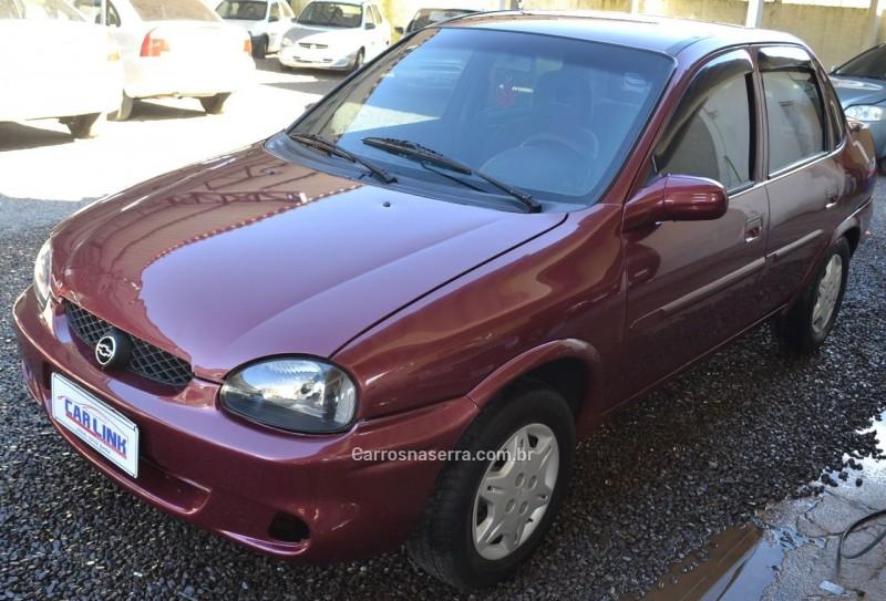corsa 1.6 mpfi gl sedan 8v gasolina 4p manual 1996 vacaria