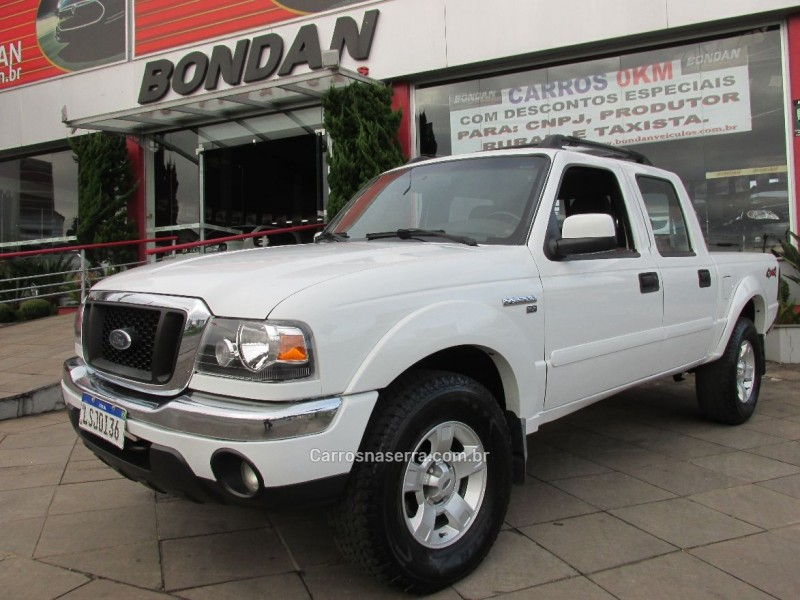ranger 2.8 xlt 4x4 cd 8v turbo intercooler diesel 4p manual 2005 farroupilha