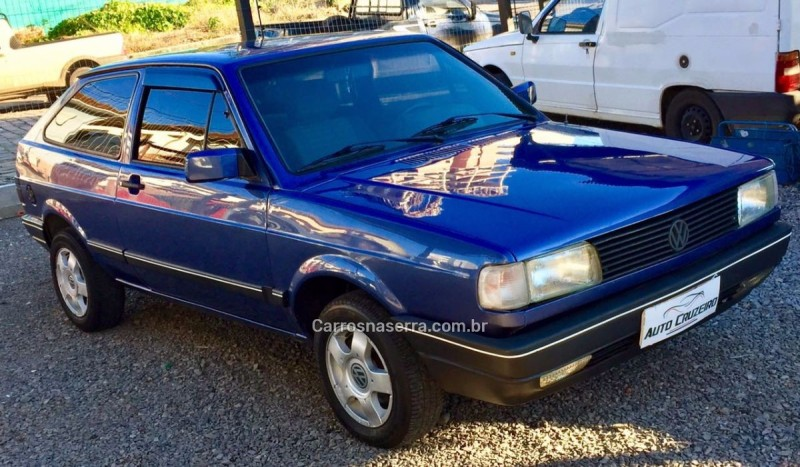 gol 1.8 gl 8v gasolina 2p manual 1993 caxias do sul
