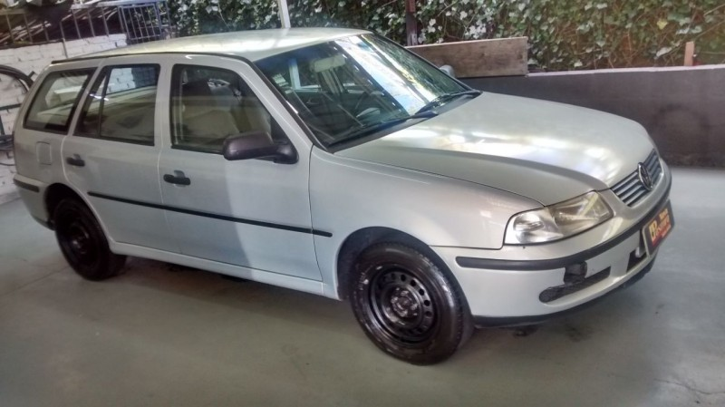 parati 1.8 mi 8v gasolina 4p manual g.iii 2001 caxias do sul