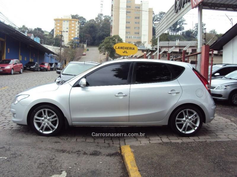 I30 2.0 MPFI GLS 16V GASOLINA 4P MANUAL - 2010 - CAXIAS DO SUL