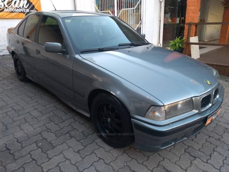 325i 2.5 sedan 24v gasolina 4p automatico 1993 caxias do sul