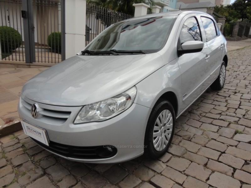 gol 1.6 mi 8v flex 4p manual g.v 2010 bento goncalves