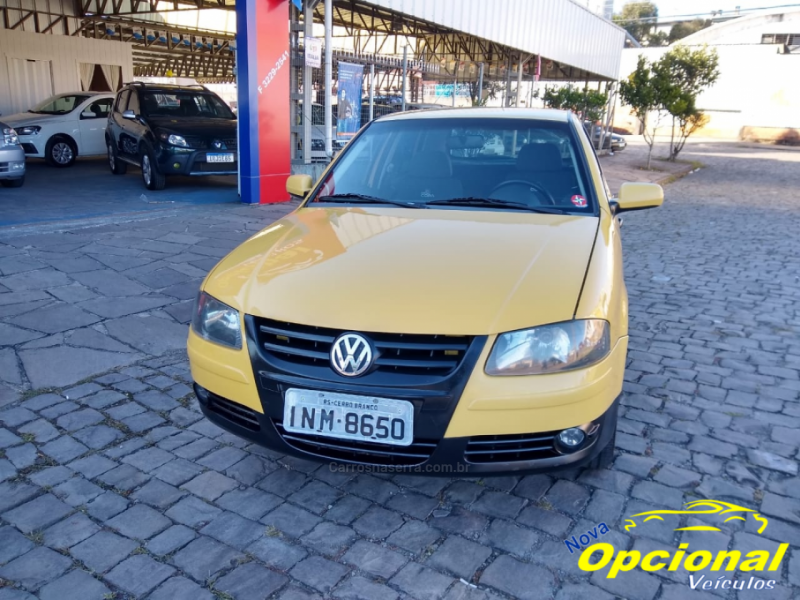 GOL 1.6 MI COPA 8V FLEX 4P MANUAL G.IV - 2006 - CAXIAS DO SUL