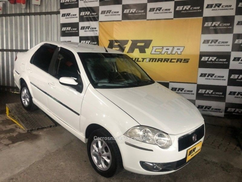 siena 1.4 mpi el 8v flex 4p manual 2008 caxias do sul