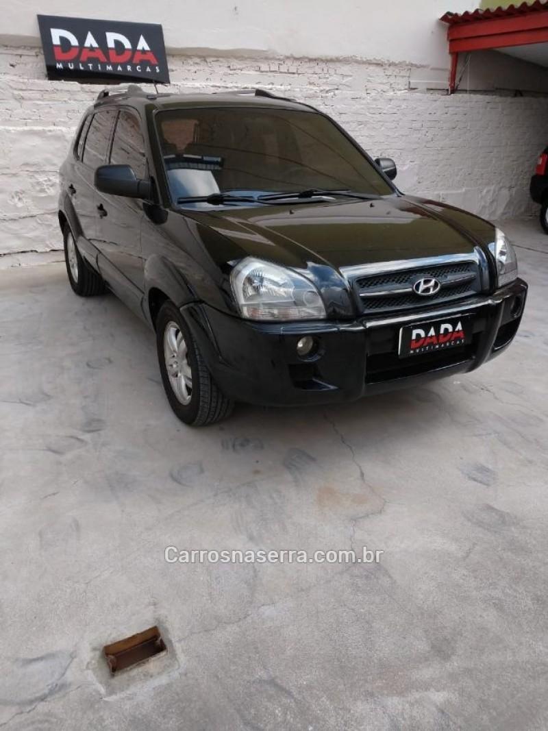 tucson 2.0 gl 2wd 16v gasolina 4p manual 2007 caxias do sul