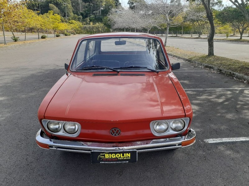 BRASILIA 1.6 8V GASOLINA 2P MANUAL - 1975 - BENTO GONçALVES