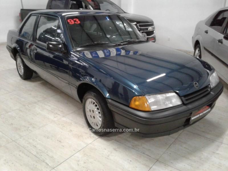 monza 1.8 sl 8v gasolina 2p manual 1993 caxias do sul