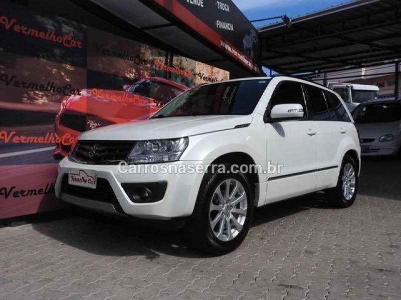 grand vitara 2.0 special edition 4x2 16v gasolina 4p automatico 2014 caxias do sul