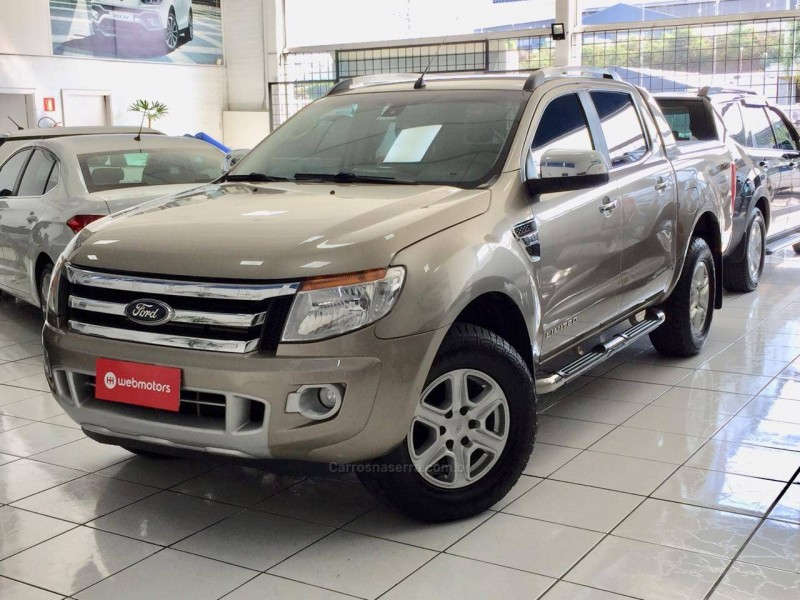 ranger 3.2 limited 4x4 cd 20v diesel 4p automatico 2014 caxias do sul