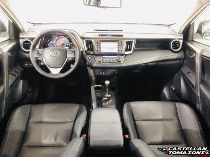 RAV4 2.0 4X2 16V GASOLINA 4P AUTOMÁTICO - 2014 - CAXIAS DO SUL