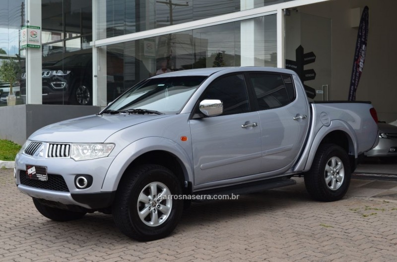 l200 triton 3.2 hpe 4x4 cd 16v turbo intercooler diesel 4p automatico 2013 caxias do sul