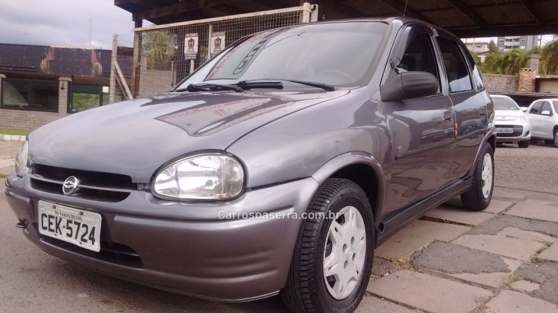 corsa 1.6 mpfi gl 8v gasolina 4p manual 1996 caxias do sul