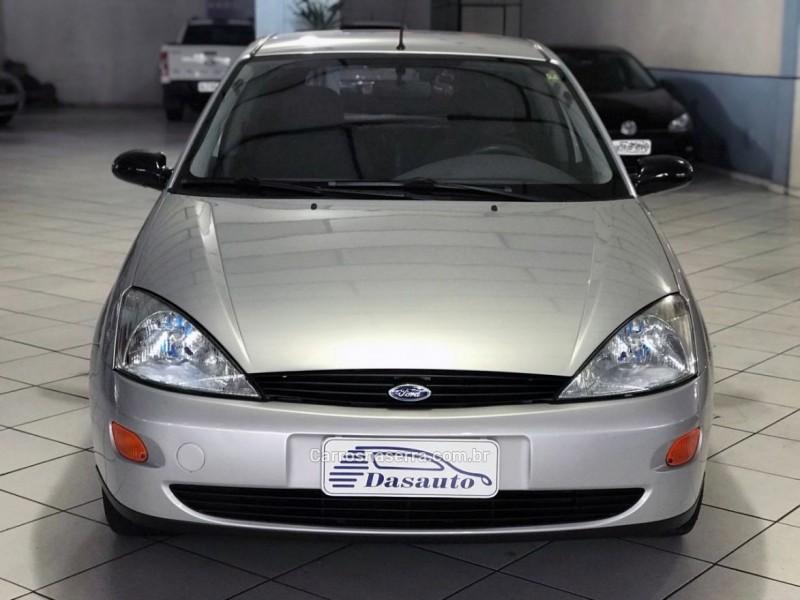 focus 1.8 16v gasolina 4p manual 2001 caxias do sul