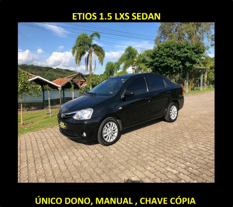 etios 1.5 xls sedan 16v flex 4p manual 2013 caxias do sul