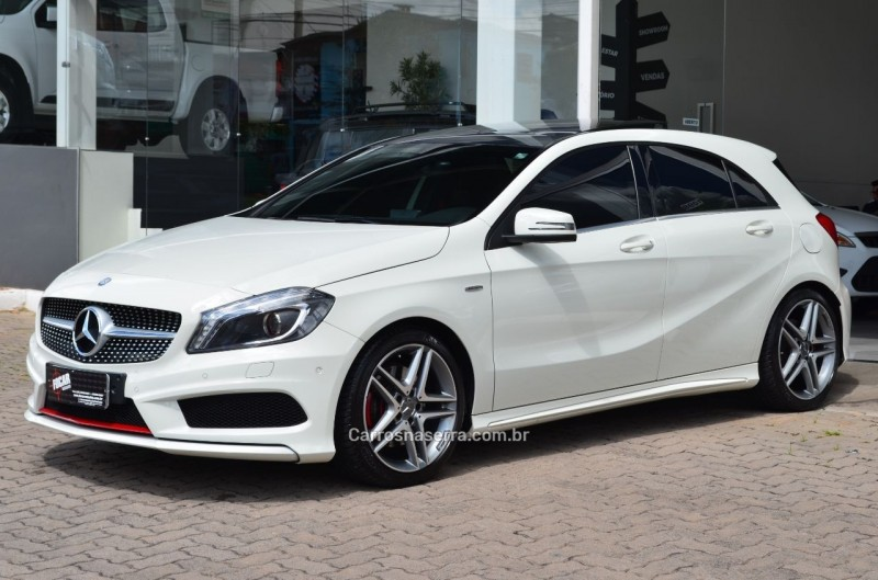 A 250 2.0 SPORT TURBO GASOLINA 4P AUTOMATIZADO - 2015 - CAXIAS DO SUL