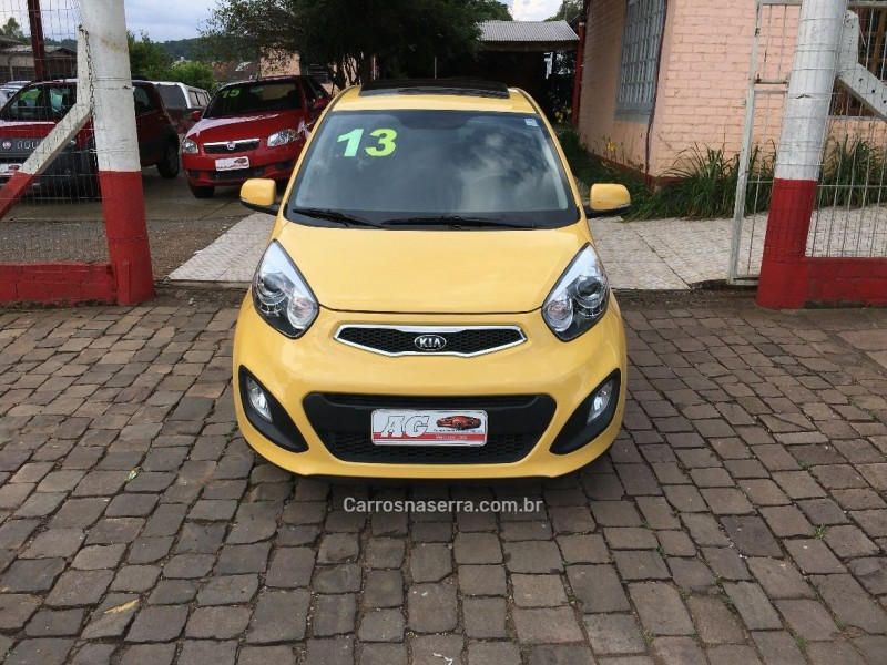 picanto 1.0 ex 12v flex 4p manual 2013 casca