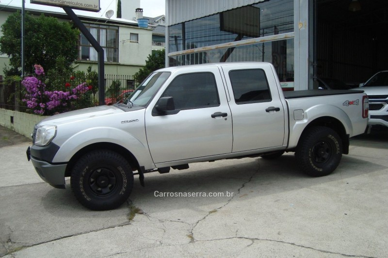 ranger 3.0 xl 4x4 cd turbo electronic diesel 4p manual 2011 flores da cunha