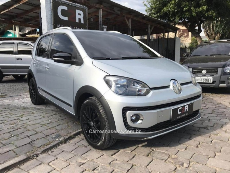 cross up 1.0 tsi 12v flex 4p manual 2016 caxias do sul