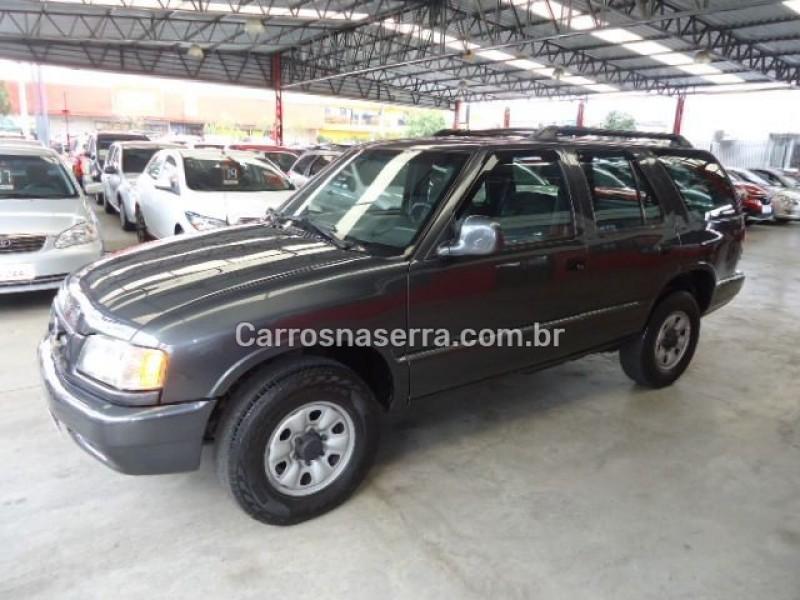 blazer 2.2 efi std 4x2 8v gasolina 4p manual 1996 caxias do sul