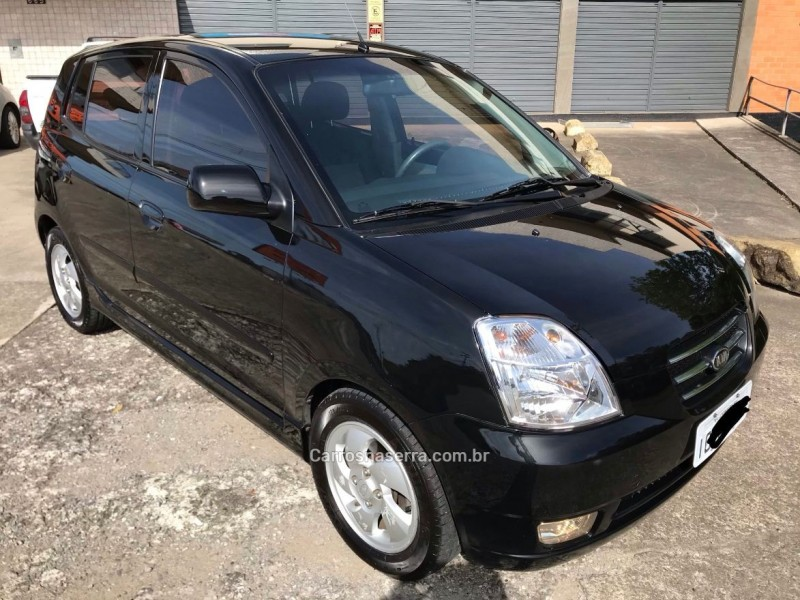 picanto 1.1 ex 12v gasolina 4p manual 2008 caxias do sul