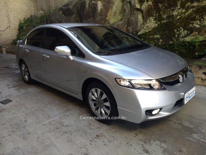 civic 1.8 lxl 16v flex 4p manual 2010 caxias do sul