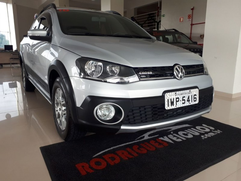 saveiro 1.6 cross cd 16v flex 2p manual 2016 caxias do sul