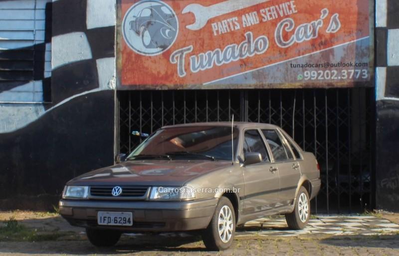 santana 2.0 mi 8v gasolina 4p manual 1996 caxias do sul