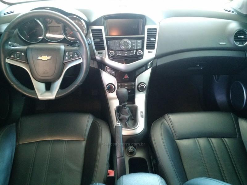 CRUZE 1.8 LTZ SPORT6 16V FLEX 4P MANUAL - 2012 - CAXIAS DO SUL