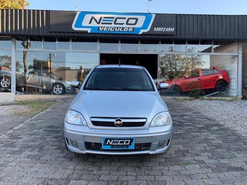 corsa 1.4 mpfi premium 8v flex 4p manual 2009 bento goncalves