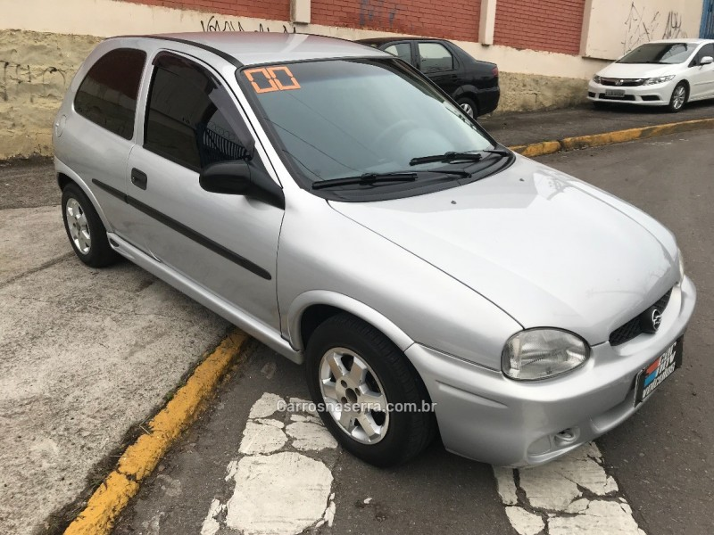 corsa 1.0 mpf wind 8v gasolina 2p manual 2000 caxias do sul