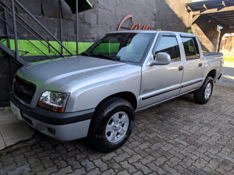s10 2.8 dlx 4x4 cd 12v turbo intercooler diesel 4p manual 2001 caxias do sul