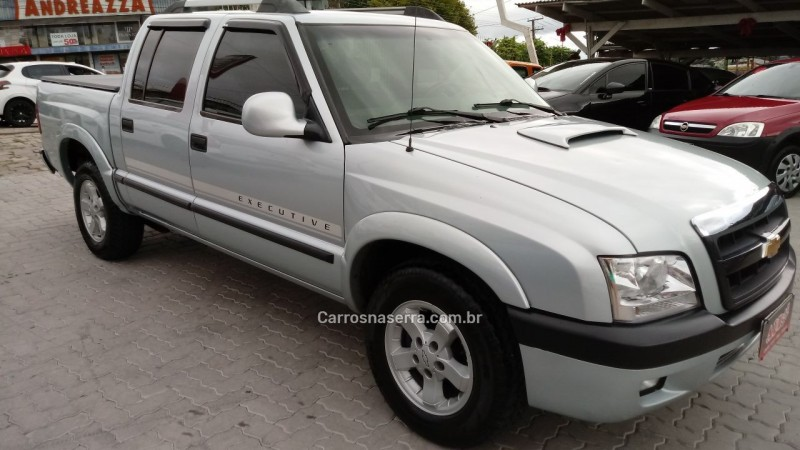s10 2.8 colina 4x2 cd 12v turbo electronic intercooler diesel 4p manual 2006 caxias do sul
