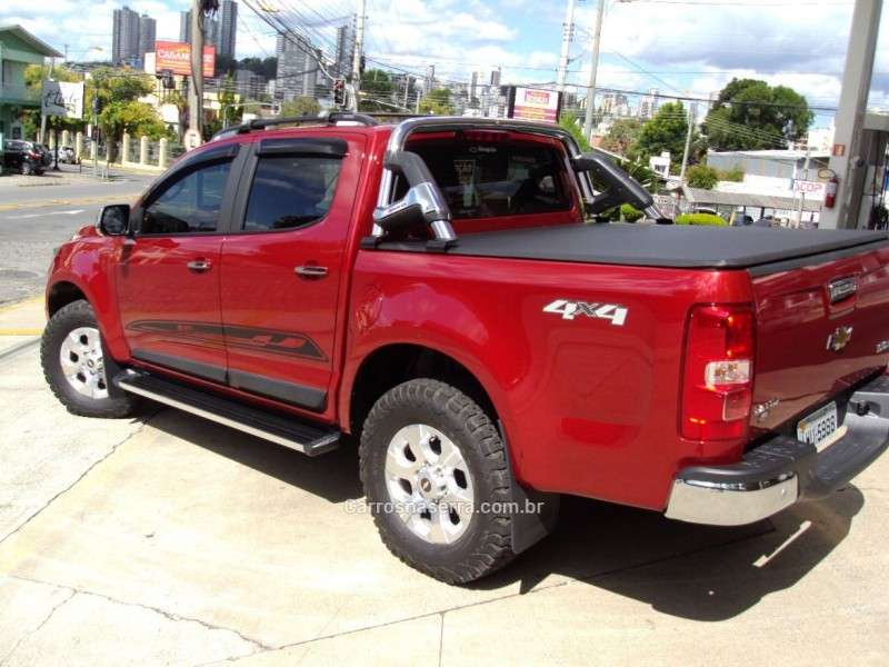 s10 2.8 ltz 4x4 cd turbo diesel 4p automatico 2016 caxias do sul