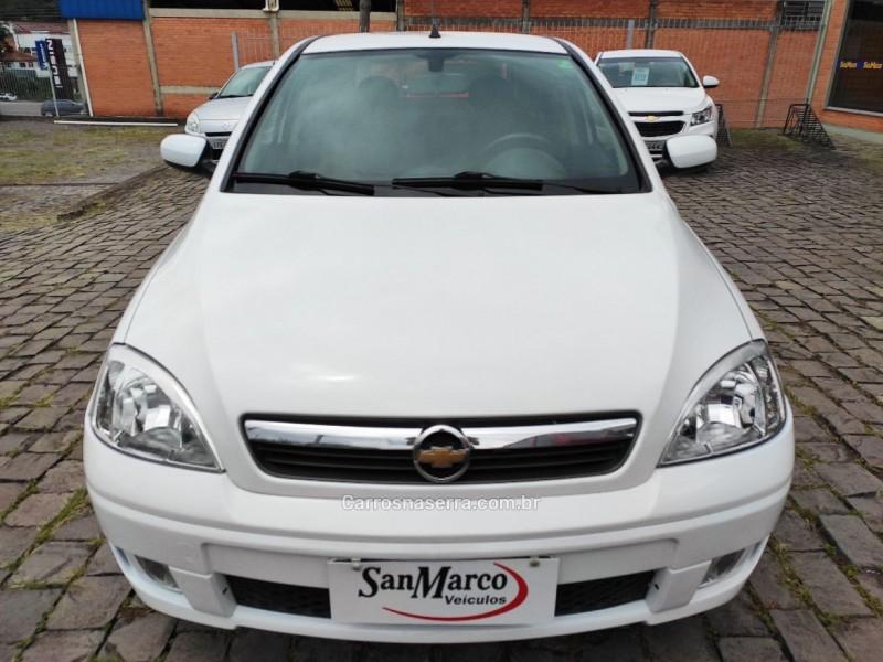corsa 1.4 mpfi premium 8v flex 4p manual 2008 sao marcos